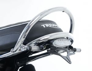 R&G Racing BLACK TAIL TIDY Triumph Bonneville T120 (2016) LP0205BK